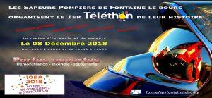 Téléthon des Sapeurs-Pompiers @ Centre d'Incendie et de Secours   Fontaine-le-Bourg   Normandie   France