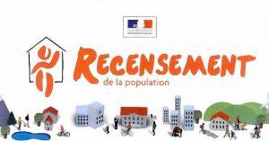Recensement de la population @ Fontaine-le-Bourg | Normandie | France