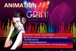 Soirée dansante de l'AREV @ Salle des Tourelles | Fontaine-le-Bourg | Normandie | France