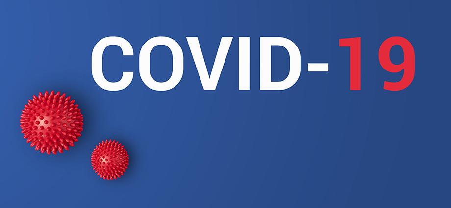 Dernières informations COVID-19