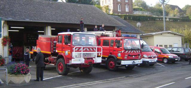 Sainte-Barbe des Sapeurs-Pompiers